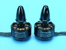 2x SunnySky X1806S 2000KV Outrunner Brushless Motor FPV Racing Drone 1xCW 1xCCW