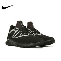 Nike Flexmethod TR Training Shoe Black Metallic Silver BQ3063-005 Men's Size 10