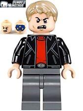LEGO Blue Masked Bank Robber 2-Sided Head 76082 Marvel Super Heroes NEW