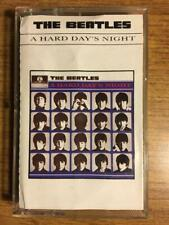 THE BEATLES A HARD DAY'S NIGHT (FRANCE) CASSETTE TAPE TESTED LATE NITE BARGAIN!