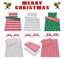 Christmas Nordic baby toddler crib cot /cot bed bedding set  duvet cover/ sheet