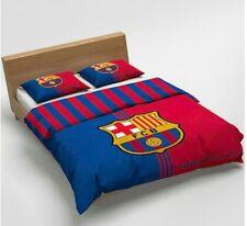 Funda nórdica Barça  220x200 cama 135,  100% algodón, fundas almohada 70x80