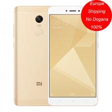 Xiaomi Redmi Note 4X 3/32G Qualcomm SnapDragon 625 Octa Core 4G LTE 4100mAh Oro