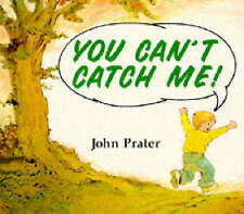 You Can't Catch Me by John Prater (Paperback, 1995) red fox