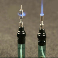 Refillable 6pc Butane Pencil Torch Soldering Iron Torch Jewelry Repair Pinpoint