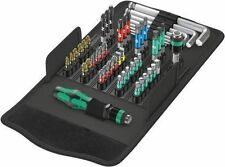 Wera - Kraftform Kompakt 100 Screwdriving Service Bit Set