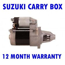 SUZUKI CARRY BOX 1.3 1999 2000 2001 2002 2003 2004 - 2015 STARTER MOTOR