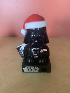 Star Wars Christmas Darth Vader Galerie Candy Dispenser Figure talking
