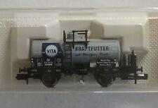 Fleischmann 8427K  Spur N  DB KESSELWAGEN VITA KRAFTFUTTER NEU
