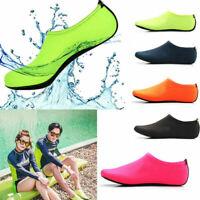 Women Mens Water Shoes Aqua Socks Diving Socks Wetsuit Non-slip Swim Beach Sea