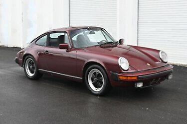 1983 Porsche 911 911 SC
