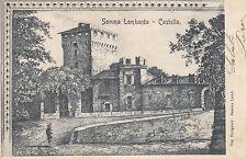 1474) SOMMA LOMBARDA CASTELLO.