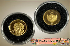 "Palau - 2008 $1 Pure Gold Proof 1/25oz. ""Saint Francis of Assisi"""