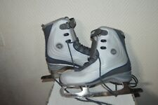PATIN A GLACE CCM  PATINAGE HOCKEY VITESSE ICE SKATE TAILLE 38  US 7