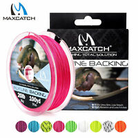Fly Line Backing line 20LB 30LB Dacron Braided Fly Fishing 50yds - 300yds