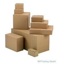 50 Faltkartons / Kartons  380 x 150 x 140 mm