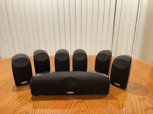New ListingPolk Audio Surround Sound Speakers Tl1
