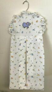Carter's John Lennon Real Love Baby Nursery Hanging Diaper Stacker Elephant