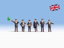 Noch HO Figures - 15271 - British Railway Staff