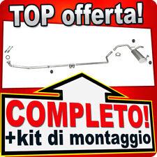 Scarico Completo PEUGEOT 107 1.0 Marmitta 058B