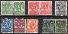 Edward VII (1902-1910) Mint Hinged Falkland Island Stamps