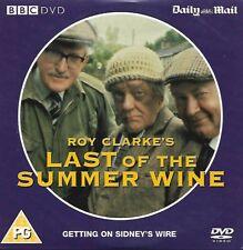 LAST OF THE SUMMER WINE<>SINGLE EPISODE PROMOTIONAL DVD<>REGION 2