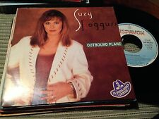"""SUZY BOGGUSS SPANISH 7"""" SINGLE SPAIN SAME SIDED - OUTBOUND PLANE - COUNTRY"""