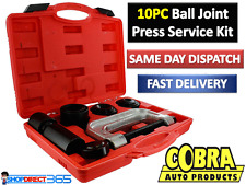10pc Ball Joint Press Service Kit Remover Separator 4x4s Adaptor 4 in 1Tool -33