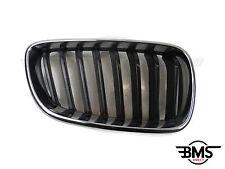 original usado BMW 2 SERIE Lado del conductor negro / Cromo Delantero