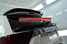 Trunk lid spoiler for jeep Grand Cherokee WK2/SRT8  2011-2013