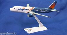 ALLEGIANT AIRLINES , Airbus A320-200  MAKE A WISH  DESK MODEL