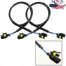 "2pcs 36"" 3 ft HID Extension Wire For Ballast and Xenon Bulbs (High Voltage OK)"