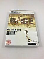 RAGE Anarchy Edition PC DVD Windows