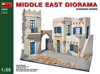 MiniArt 1/35 36056 Middle East Diorama (Military Diorama)