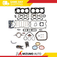 Engine Re-Ring Kit Fit 01-04 Infiniti QX4 Nissan Pathfinder 3.5 DOHC VQ35DE