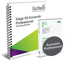 Sage 50 Accounts Self Study Course - V23 2017 - Stage 1 Beginners