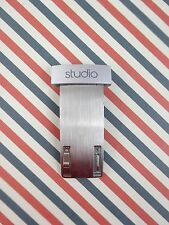 1 Genuine Beats Studio 2 2.0 Extension Metal Hinge Replacement - Right * SILVER