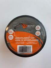 South Bend M1410 Monofilament 10lb Test of 650 YARDS in Clear Bass/Pike/Catfish