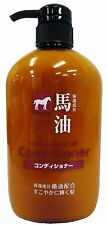 Silicon free KUMAMO Horse oil Conditioner for damaged hair 600ml