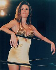 FRANCINE ECW WWE WRESTLING 8X10 PHOTO