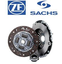 SACHS 3 Piece Clutch Kit Inc Bearing VW GOLF, PASSAT, CORRADO 2.8 2.9 VR6