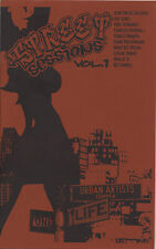 Street Sessions: Volume One Sketchbook Extremely RARE Hard To Find Free Shipping