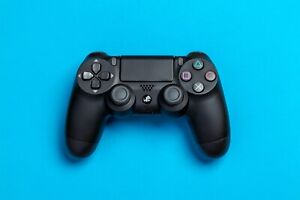OEM Sony PlayStation 4 PS4 Dualshock 4 Wireless Controller Jet Black OFFICIAL