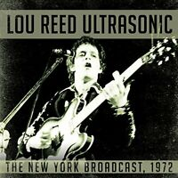 Lou Reed - Ultrasonic [CD]