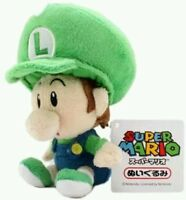 SUPER MARIO BROS. BABY LUIGI PELUCHE Fantasma Jr. Plush Boo Daisy Bowser Ghost