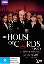 House of Cards Trilogy (House of Cards / To Play the King / The Final Cut) = NEW