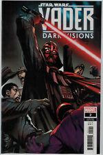 Star Wars Vader Dark Visions #2 1:25 Gerardo Sandoval Variant Darth Vader NM HTF