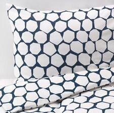 IKEA FLANO Doppio Piumone 200 x 200 cm, Blu/Bianco, Nuovo con Etichetta
