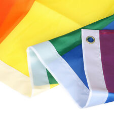 Large LGBT Rainbow Gay Pride Festival Diversity 5ft x 3ft Flag - By TRIXES