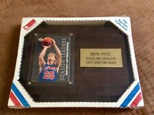 Mark Price Plaque New/Sealed Cleveland Cavaliers 1993 Starline Collection